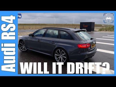 Audi RS4 Avant | WILL IT DRIFT?