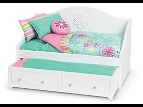 how to make your own american girl doll bed making - Beds For American Girl Dolls