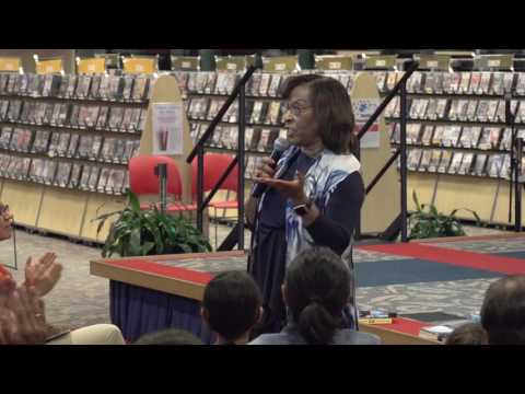 Meet the Author: Sharon Draper - YouTube