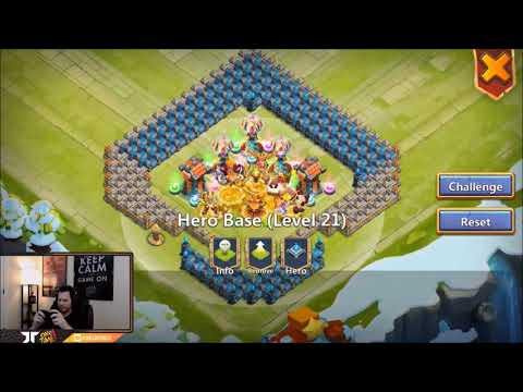 JT's Free 2 Play Castle Crisis Ember Army Having Fun Castle Clash