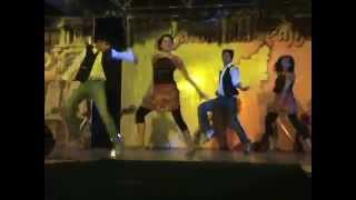 Infosys bangalore - Kannada Rajyotsava 2009 Dance perfomance