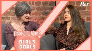 Girls With Goals - Women's Aid's Margaret Martin discusses financial abuse
