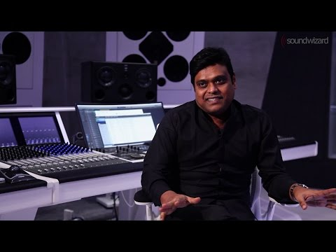 Harris Jayaraj's Studio H - Behind Recording Studio Launch Video