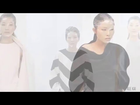 XUE KAI 001 SPRING SUMMER 2016 x BEHIND THE SCENES