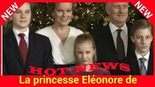 La princesse Eléonore de Belgique a fêté ses 11 ans!