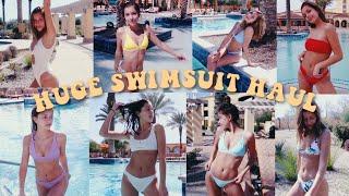 HUGE try-on zaful swimsuit haul!!!