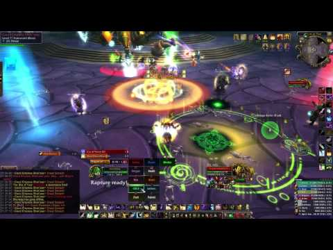 Eleven vs. Grand Empress Shek'zeer 10 Heroic | Disc PoV