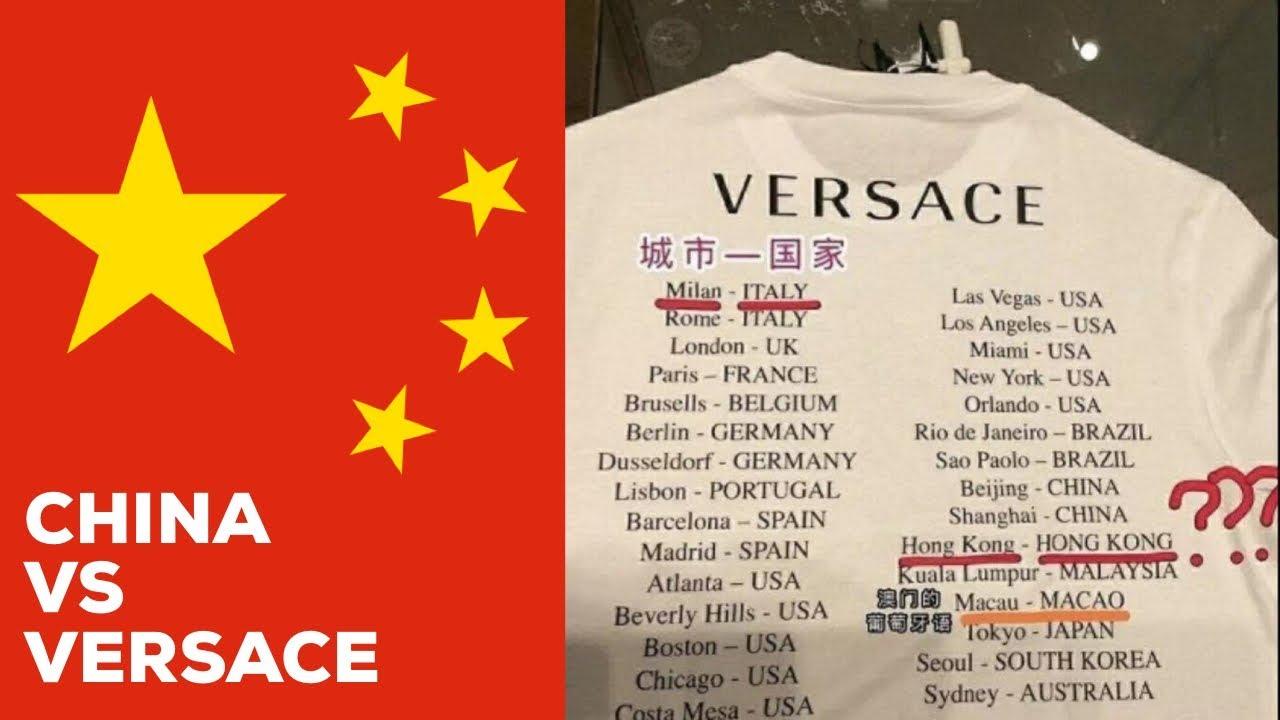 Tiga Merek Mewah Dunia Minta Maaf Setelah Dituding Hina Kedaulatan Cina