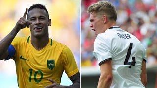 Brasil vs Alemania | Final Olímpica