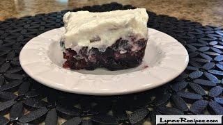 Blueberry Jello Salad - Lynn's Recipes