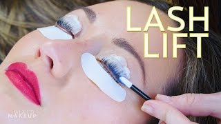 We Got a Lash Perm with Lash Lift! | The SASS with Susan and Sharzad