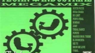 Techno industrial megamix vol. 2  parte 2
