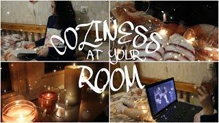 кАК СОЗДАТЬ УЮТ ДОМА COZINESS AT YOUR ROOM ALINA