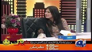 Khabarnaak | Ayesha Jahanzeb | 11th April 2020 | Part 02
