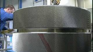 Gear grinding