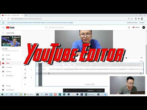 How to Edit Videos with YouTube Online Video Editor in 2020