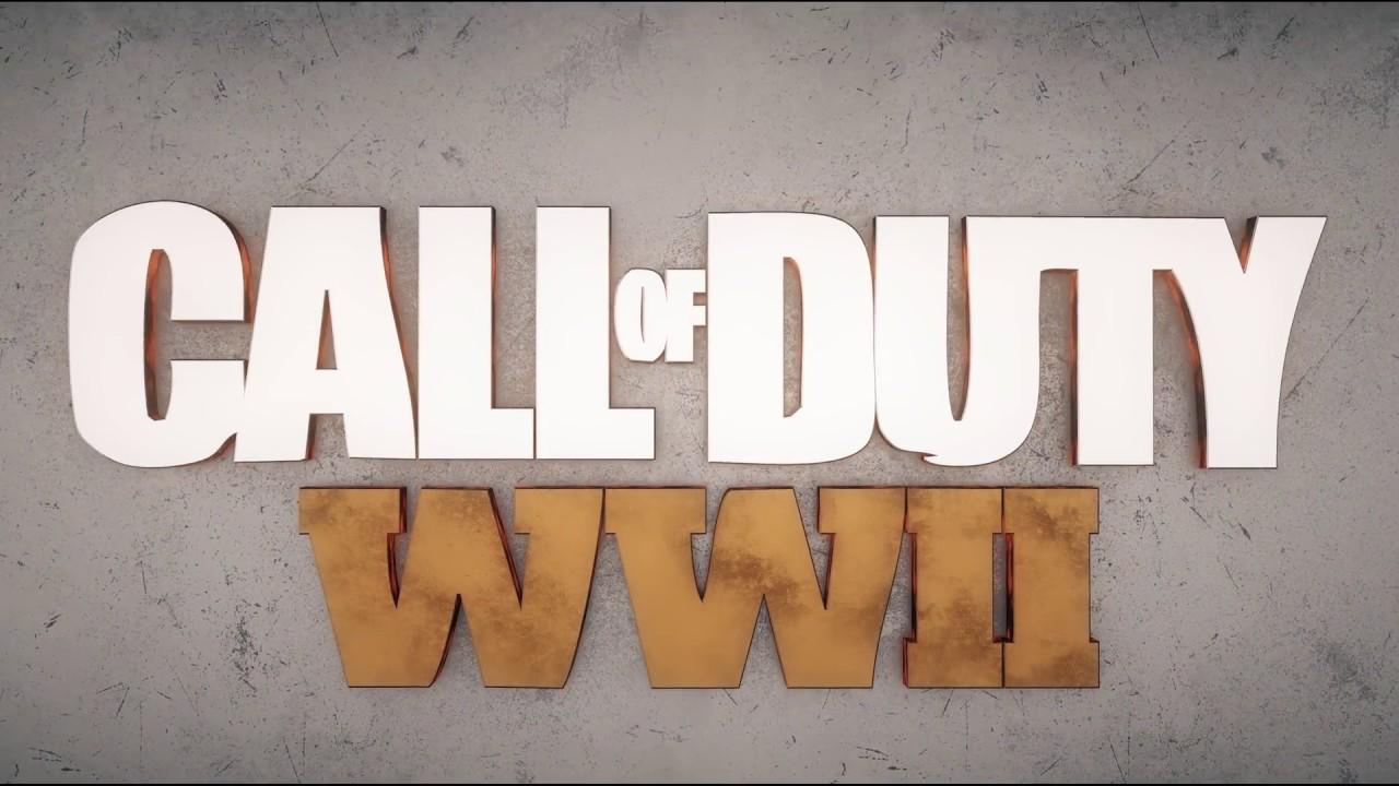 Wallpaper engine 3d 4k 60 call of duty wwii logo youtube - Is cod ww2 4k ...