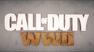 Wallpaper Engine - 3D/4k@60 - Call of duty WWII Logo