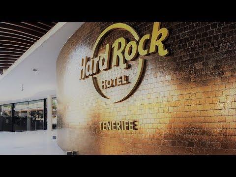 Экскурсия по Hard Rock Hotel Tenerife /  Excursion On Hard Rock Hotel Tenerife