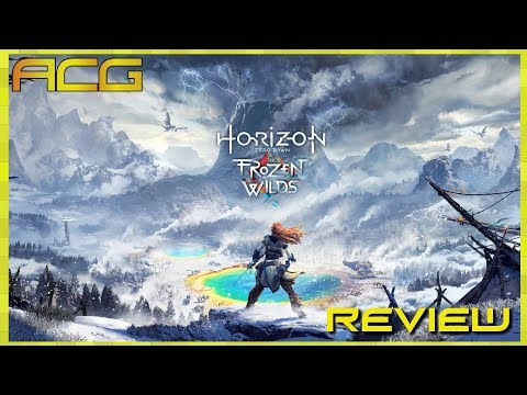 "Horizon Zero Dawn Frozen Wilds Review ""Buy, Wait for Sale, Rent, Never Touch?"""