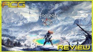 "Horizon Zero Dawn Frozen Wilds Review ""Buy, Wait for Sale, Rent, Never Touch?"""
