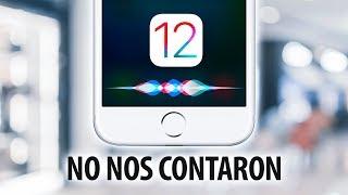 Esta novedad de Siri en iOS 12 no nos la contaron