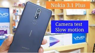 Nokia 3.1 plus Camera Test Slow Motion