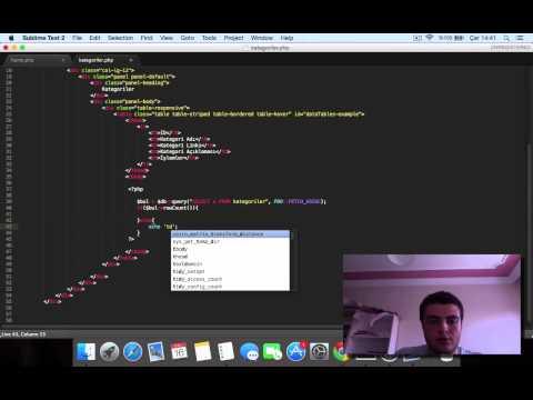 PHP Haber Scripti Yazmak 6