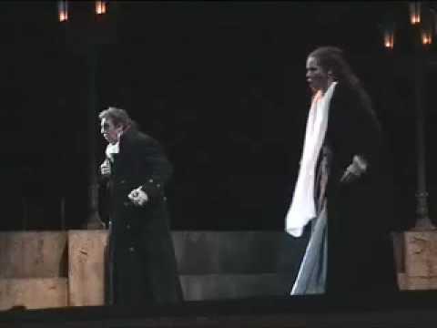 Queen of spades - Act 3 - Placido Domingo / Natalia Ushakova