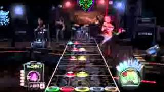 Guitar Hero + indonesian popular song of 2008