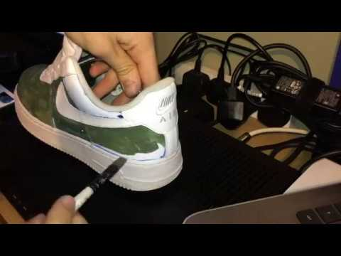 Af1 Custom Nike Air 1 Force Youtube 80PwnOk