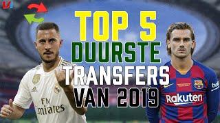Top 5 Duurste Transfers van 2019: Krankzinnige Bedragen Maar Neymar Blijft (Nog) De Duurste