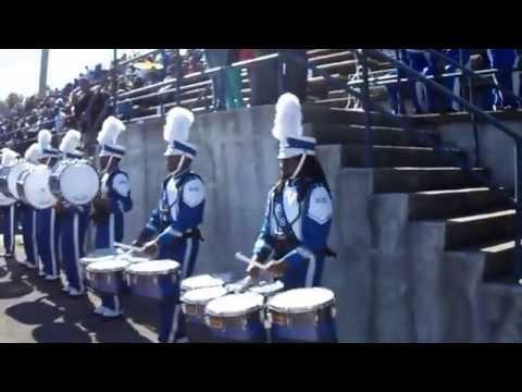 ECSU POISON Drumline 2014