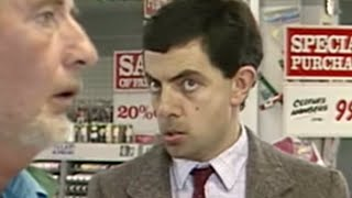 Thumbnail of Mr. Bean – Credit Card Mix Up