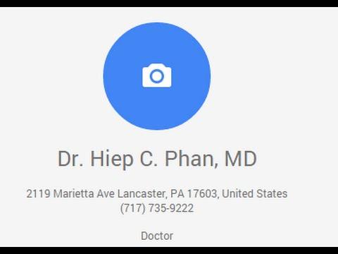 Dr. Hiep C. Phan, MD - REVIEWS - Lancaster (PA) General Surgeon Reviews