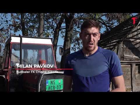 Topla dobrodošlica: Pavkov nam je otvorio dušu uz hladno pivo i vruću prasetinu! - Telegraf.rs TV