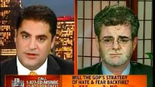 Ed Show w/ Cenk: Anti-Muslim Hate Crimes Incited By Right Wingers