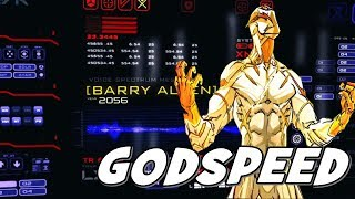 The Flash Season 4: Giveaway Announcement, Who is Godspeed, Could the 2056 Message Refer To Him