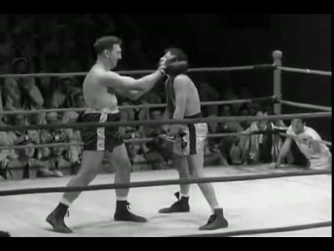 Boxing match with Jerry Lewis from the movie Sailor Beware!
