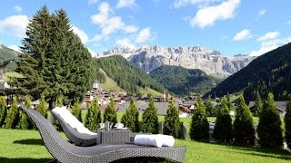 Alps Dolomites Val Gardena Chalet for rent  |  Val Gardena chalet affitto 5 stelle lusso