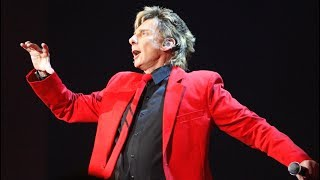 New Barry Manilow residency in Las Vegas
