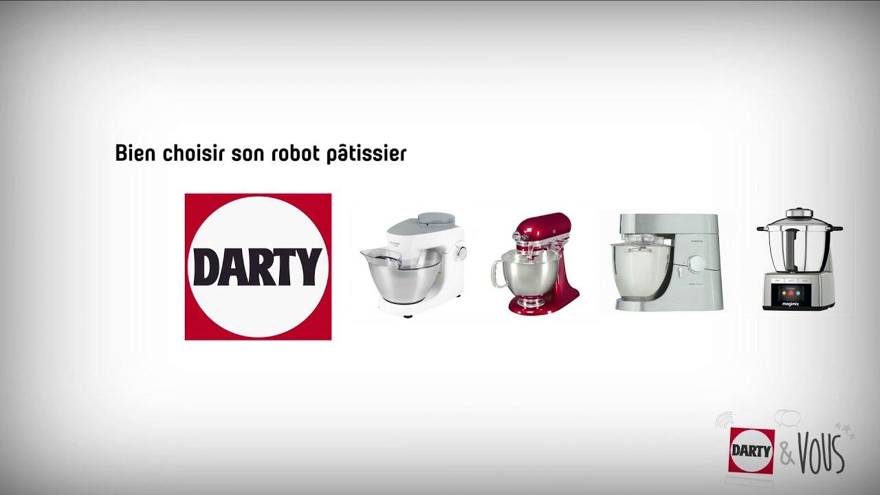 bien choisir son robot p tissier conseil darty youtube. Black Bedroom Furniture Sets. Home Design Ideas