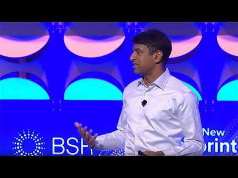 Vasant Narasimhan, Chief Executive Officer, Novartis | BSR18