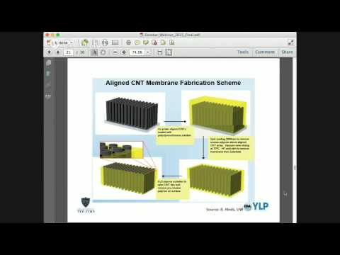 IDA YLP Webinar: Leading Edge Research in Desalination and Water Reuse