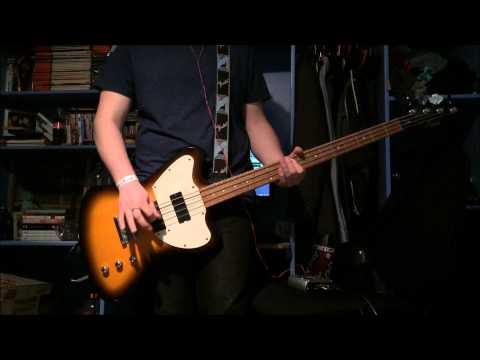 Biffy Clyro - Whorses Bass Cover