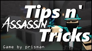 "ROBLOX: ""Assassin!"" Tips n' Tricks"