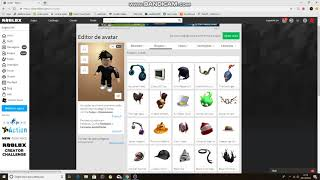 I BOUGHT the ANIMAÇAO Werewolf ROBLOX and AVATAR NOVA (OFC!)