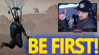 Landing First Will Give You WINS - PUBG PS4 Pro Solo Livestream