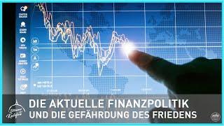 Die aktuelle Finanzpolitik und die Gefährdung des Friedens  | Stimme des Kalifen