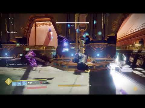 Destiny 2 | Leviathan Raid - Royal Pools Tutorial (UNDER 3 MINUTES)